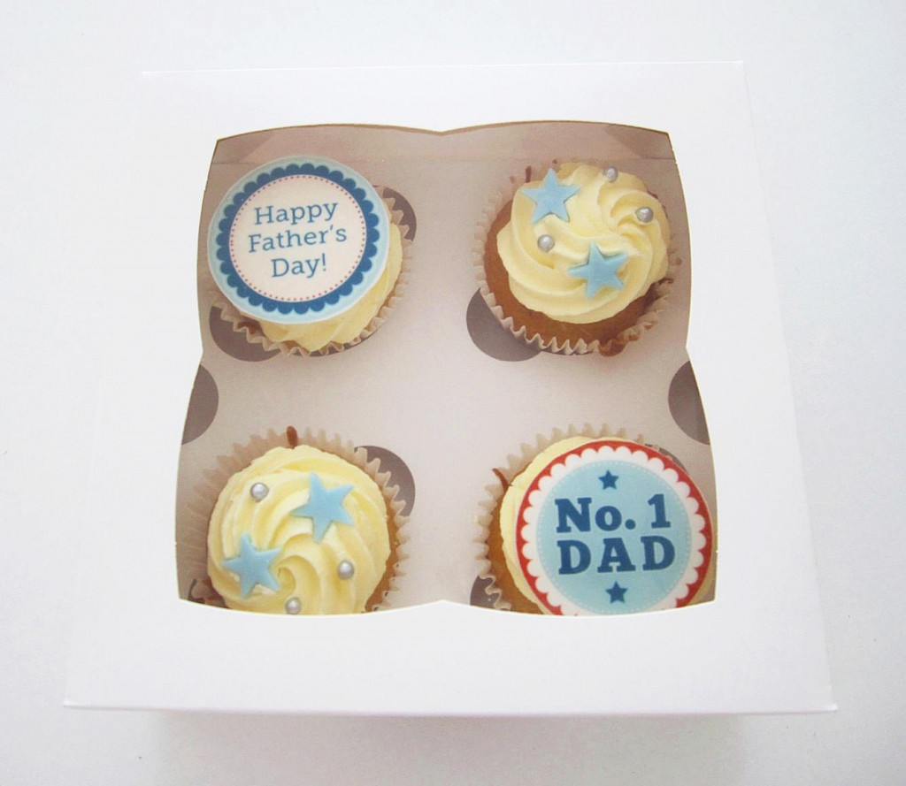 Father's day cupcakes 1