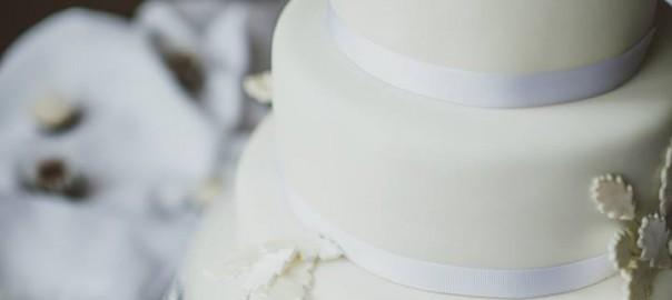 Darren and Evandro Wedding Cake