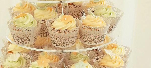 Cupcake Tower Cupcakes