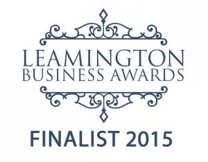 Leamington Business Awards Finalist 2015