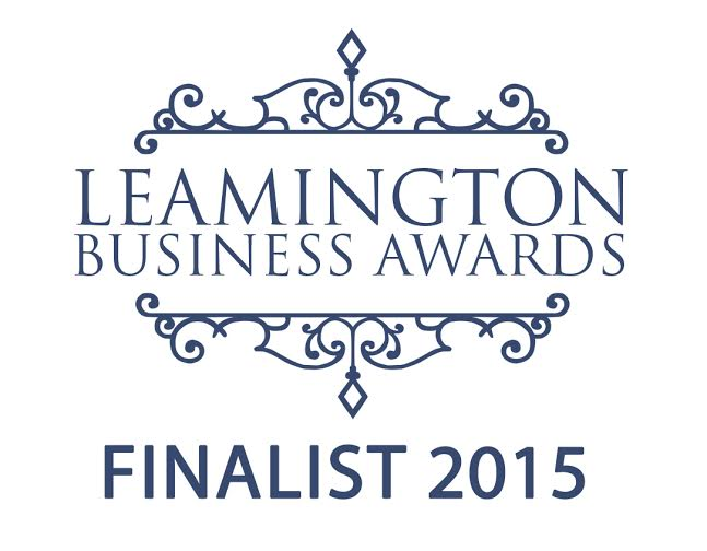 Leamington Business Awards Finalist 2015