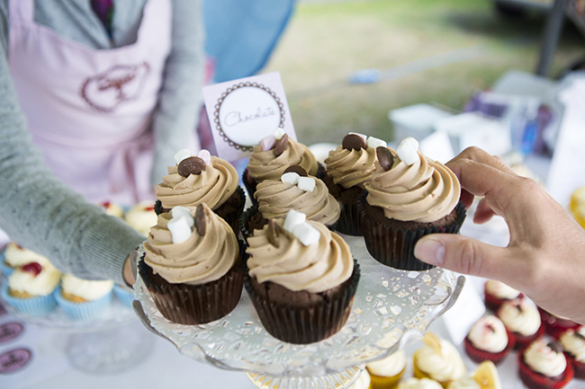 The Cakery at the Food Festival