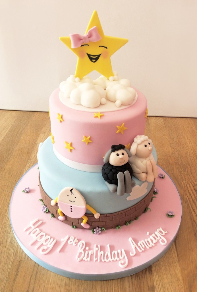 Nursery Rhymes Cake
