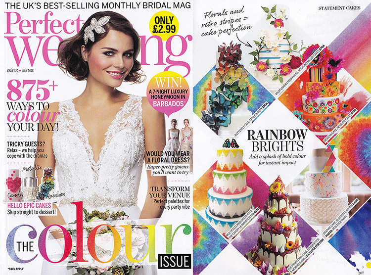 Perfect Wedding Magazine - Colour Issue