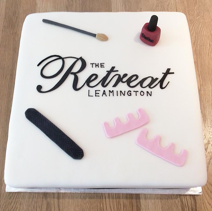 The Retreat Cake