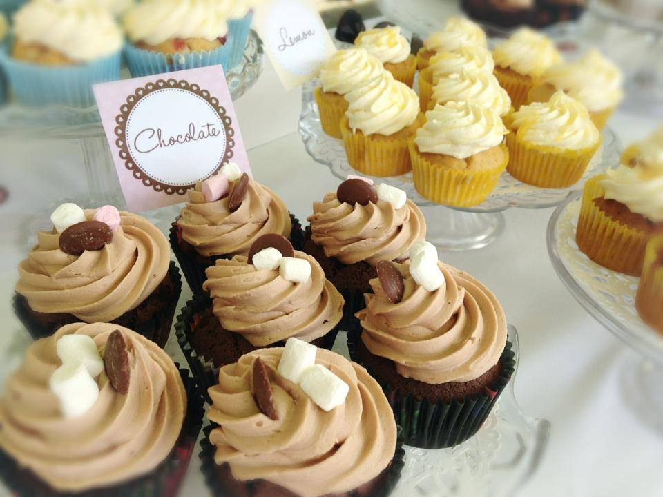 Food Festival Cupcakes