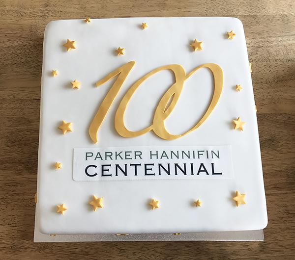 Centennary Cake Corporate