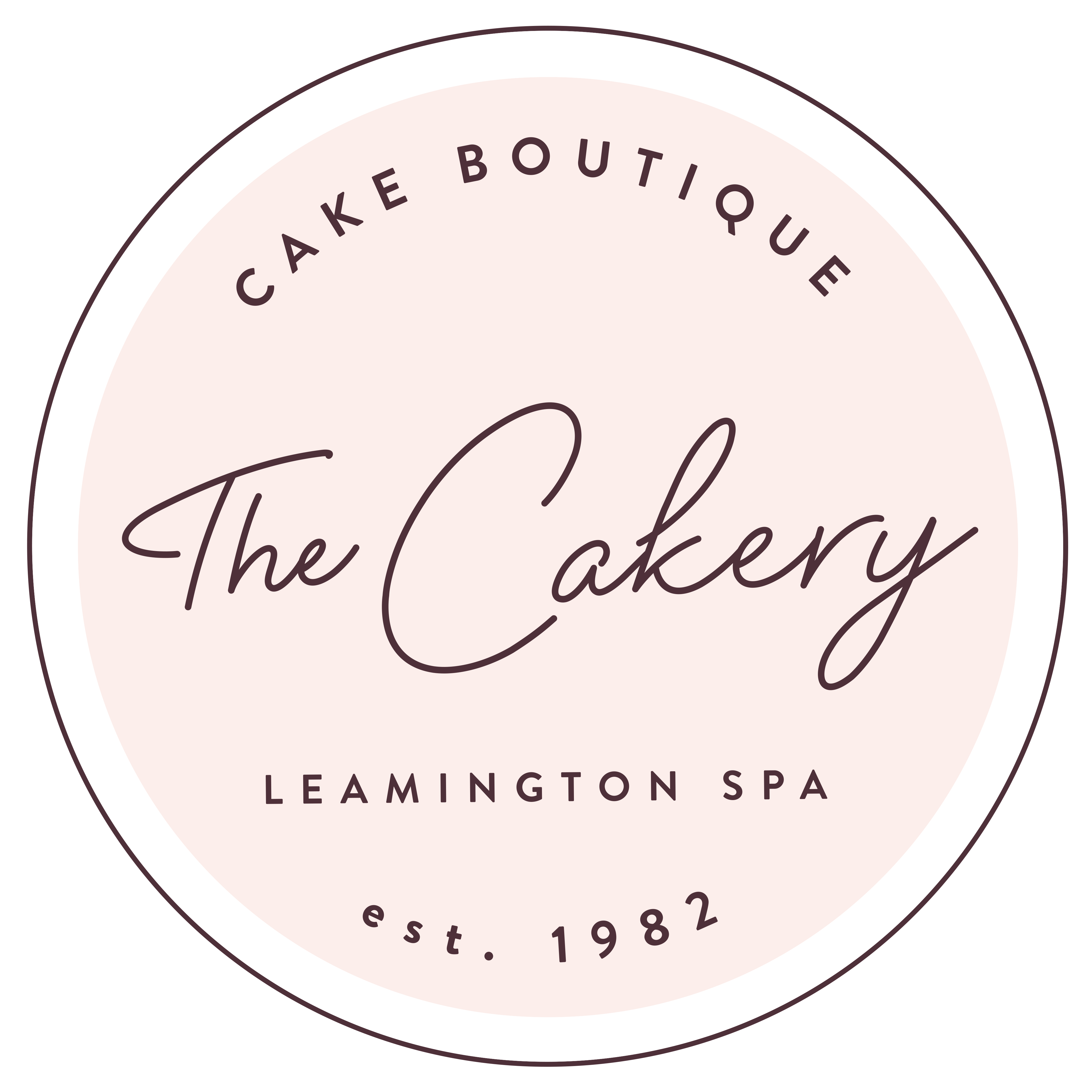 The Cakery Leamington Logo