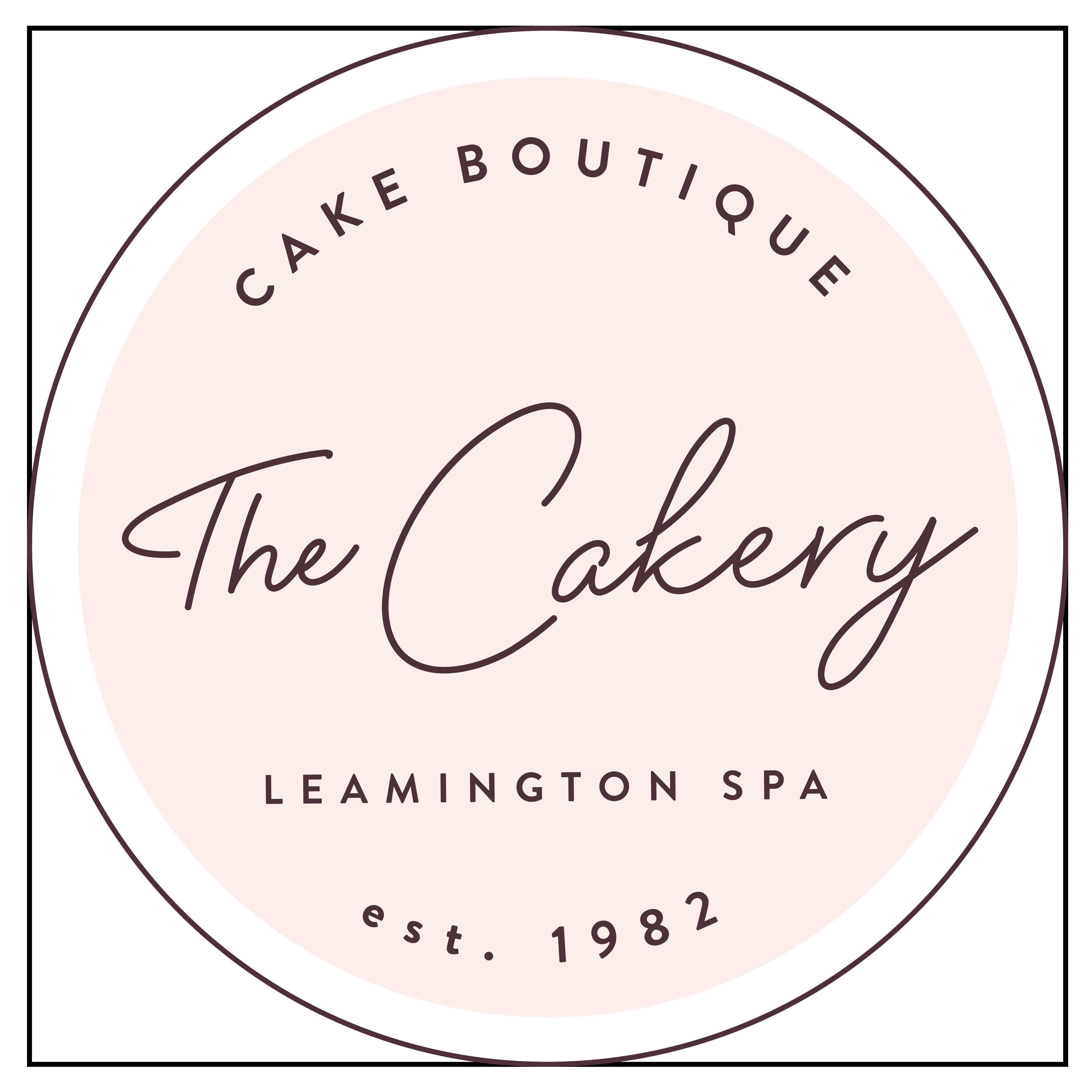 The Cakery Leamington Logo