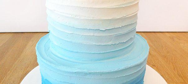 Noahs Ark Christening Cake