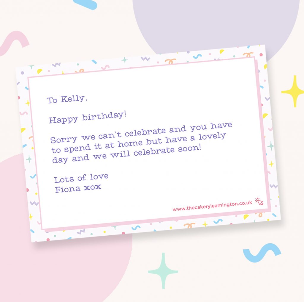 The Cakery Gift Card