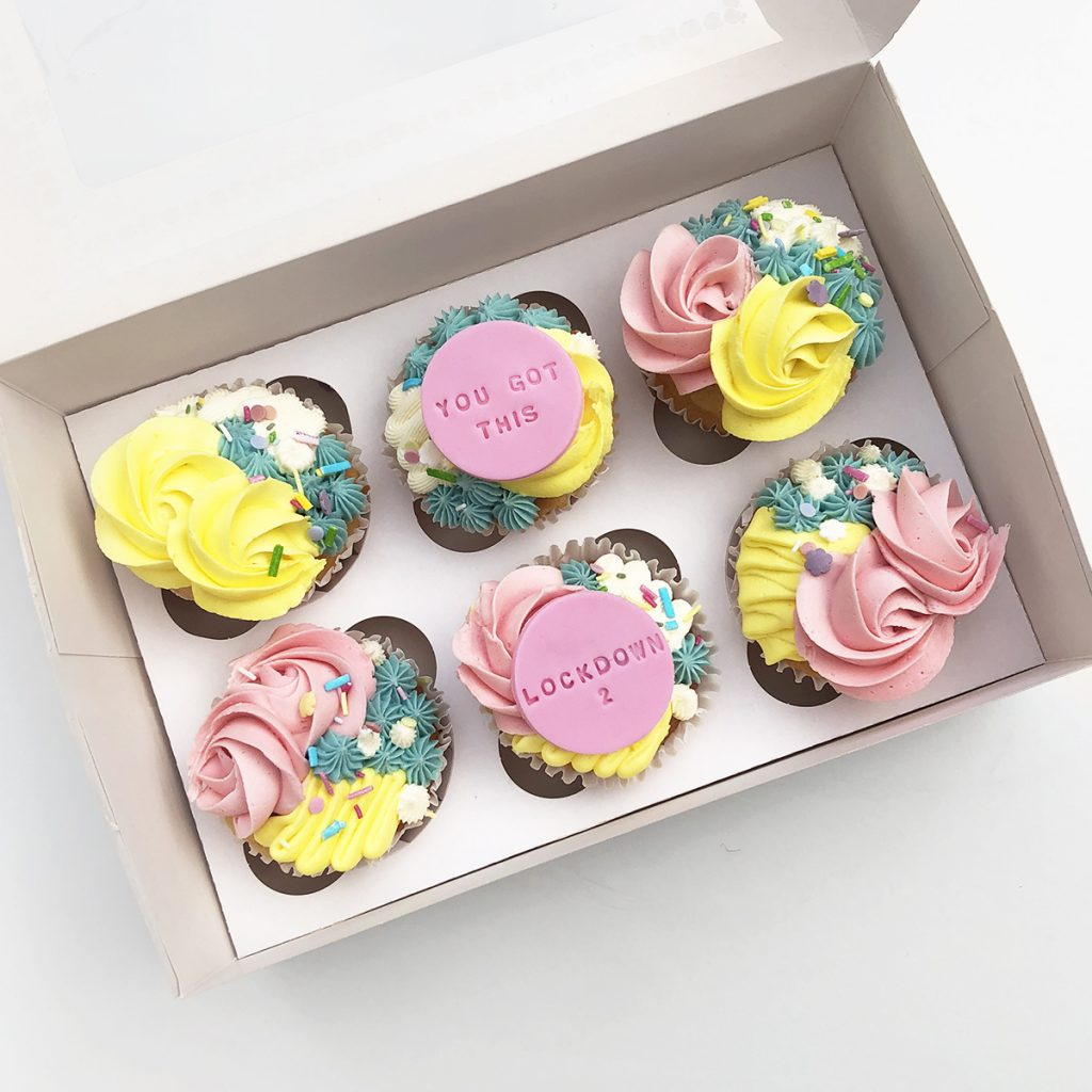 Lockdown Cupcakes The Cakery