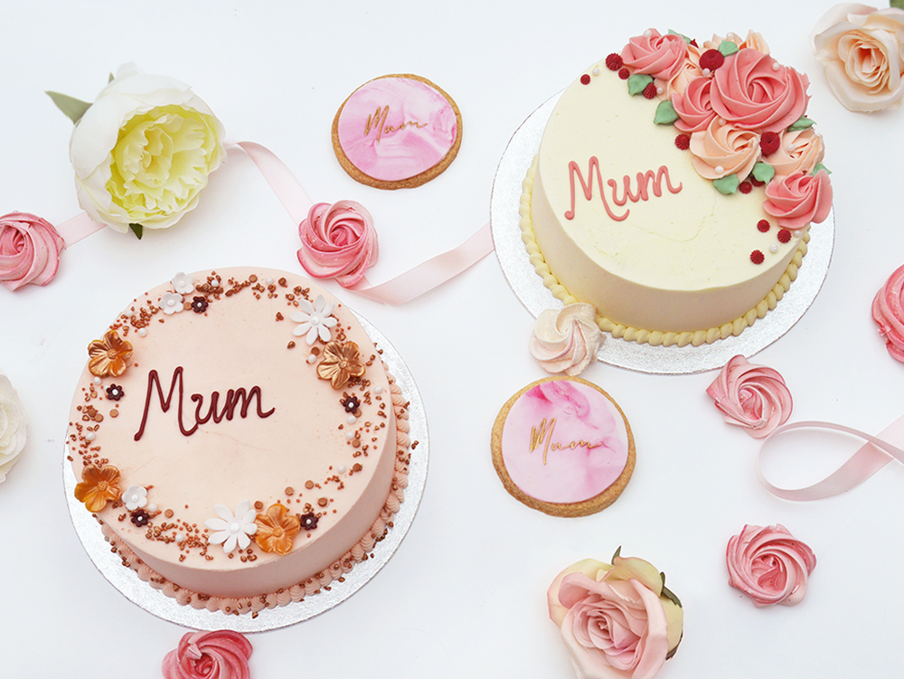 "6"" Mother's Day Cakes"