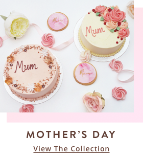 Mother's Day Cakes Collection from The Cakery