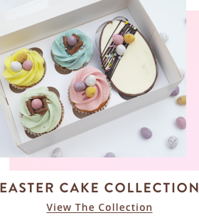 Easter Day Cakes Collection from The Cakery