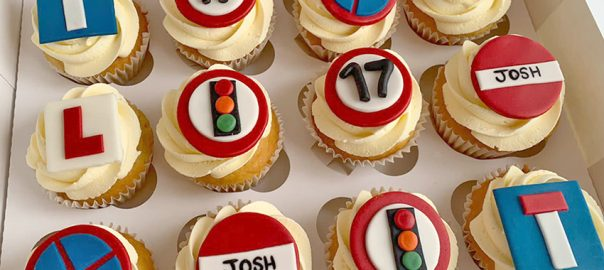 Learning Driver Cupcakes