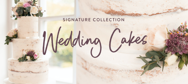 Signature Wedding Cakes by The Cakery Leamington
